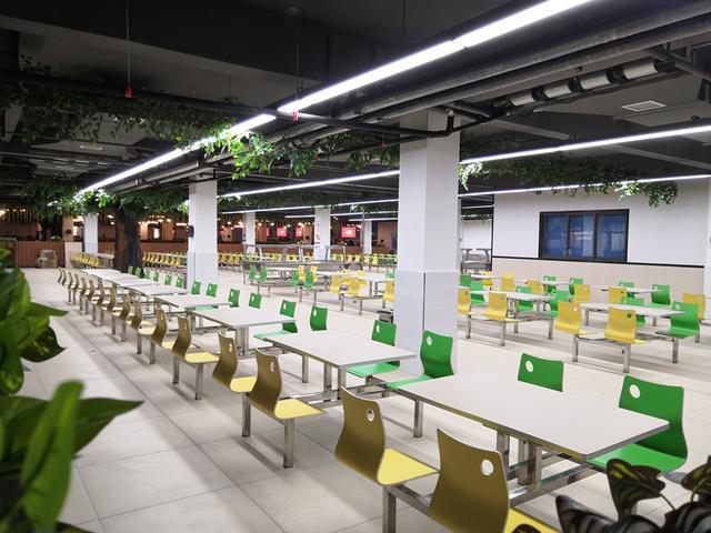 智慧食堂使食堂发生了哪些改变?