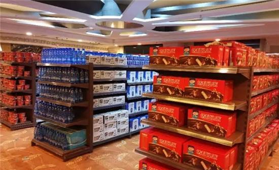 与时间赛跑!火神山超市1天上线,无接触收银系统5小时搭成