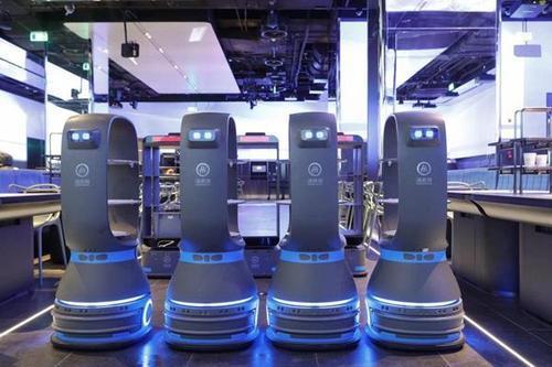 """""""黑科技""""重塑餐饮业,智慧餐厅成未来发展方向"""