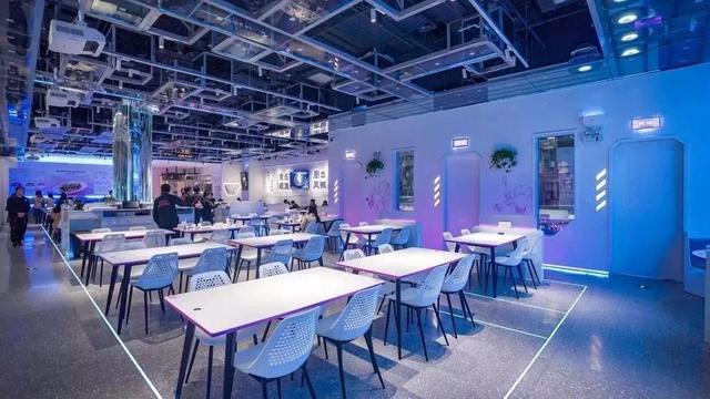 全世界最先进的机器人餐厅在广州开业!碧桂园挺进智慧餐饮行业