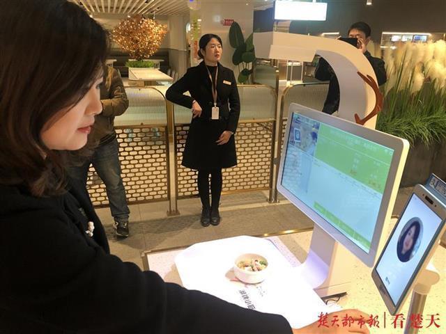 图像识别自动结算,全程不超3秒,武汉上线智慧餐厅新样本