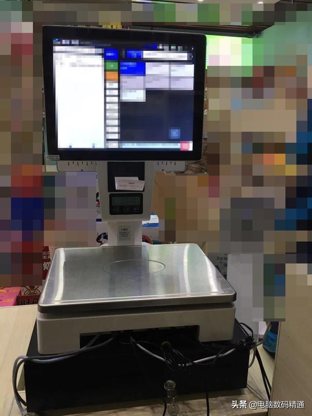 超市收银电脑与我们使用的电脑有何区别?为何收银电脑比较贵?